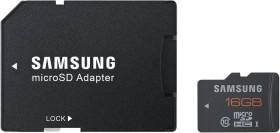 Samsung Plus R48 microSDHC 16GB Kit, UHS-I, Class 10 (MB-MPAGCA/EU)
