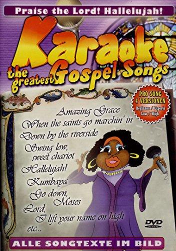 Karaoke: The Greatest Gospel Songs -- via Amazon Partnerprogramm