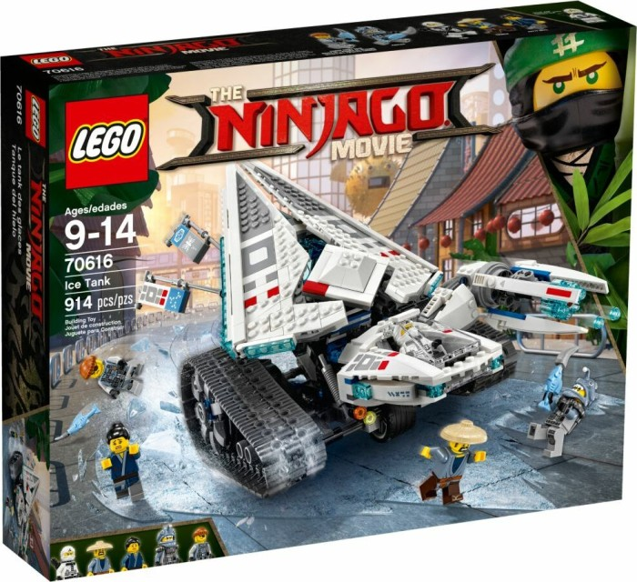 LEGO Ninjago - Ice Tank (70616)