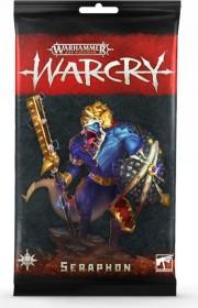 Games Workshop Warhammer Age of Sigmar Warcry - Karten der Seraphon (99220208002)