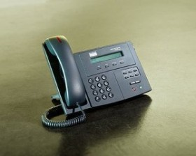 Cisco 7910G Unified IP Phone inkl. einer Station User Lizenz (CP-7910G-CH1)