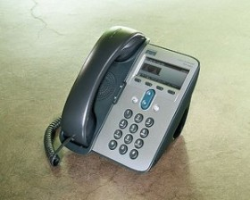 Cisco 7912G Unified IP Phone incl. one station user licence (CP-7912G-CH1)