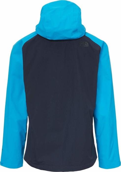 df90159fb The North Face Stratos HyVent Jacket urban navy/perisan orange/hyper blue  (men) (CMH9-6WC)