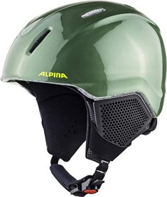 Alpina Carat LX Helm moss/green (Junior) (A9081X73)