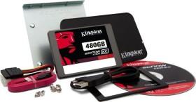 Kingston SSDNow KC300 480GB, Upgrade Bundle Kit, SATA (SKC300S3B7A/480G)