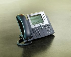 Cisco 7960G Unified IP Phone (CP-7960G-CCME)