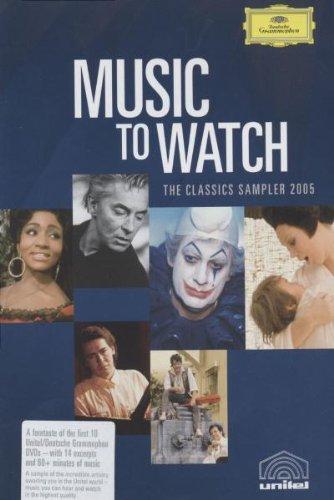 Music To Watch - The Classics Sampler 2005 -- via Amazon Partnerprogramm