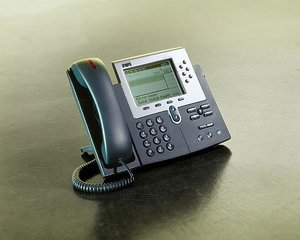 Cisco 7960G Unified IP Phone incl. one station user licence (CP-7960G-CH1)
