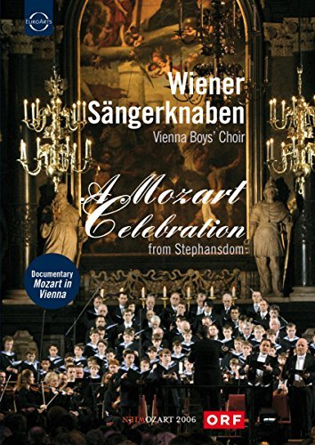 Wiener Sängerknaben - A Mozart Celebration -- via Amazon Partnerprogramm