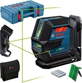Bosch Professional GLL 2-15 G Linienlaser inkl. Koffer + Zubehör (0601063W02)