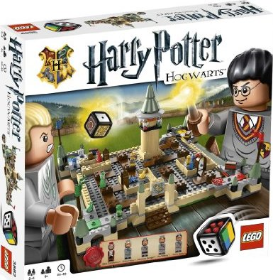 LEGO Harry Potter Hogwarts (3862) -- via Amazon Partnerprogramm