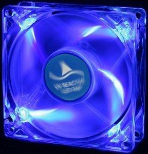 Sharkoon UV-Reactive LED blau, 120mm