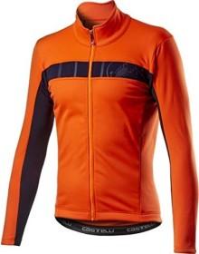Castelli Mortirolo VI Fahrradjacke orange (Herren) (4520506-034)