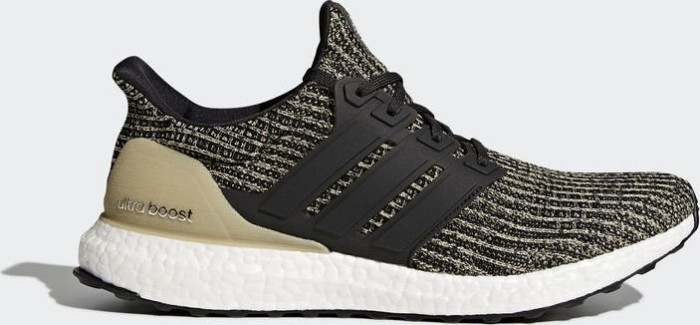 ed5fa729f75 adidas Ultra Boost core black raw gold (men) (BB6170) starting from ...