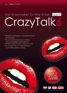 Reallusion: CrazyTalk 6.2 Pro (deutsch) (PC)
