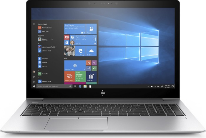 HP EliteBook 850 G5, Core i7-8550U, 16GB RAM, 512GB SSD, LTE (3JX60EA#ABD)