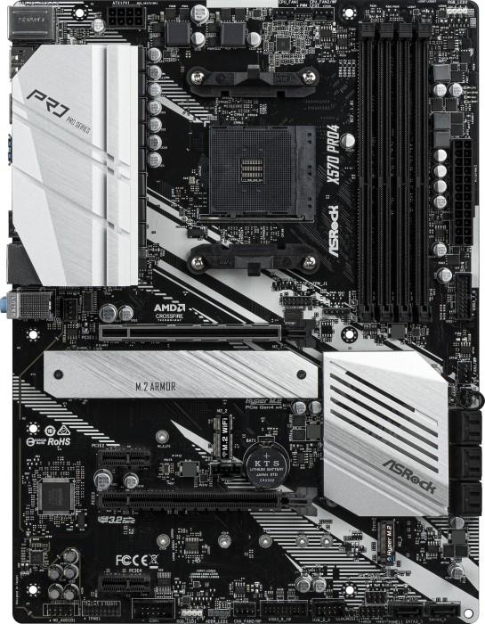 ASRock X570 Pro4 (90-MXBAT0-A0UAYZ)