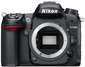 Nikon D7000 (SLR) body (VBA290AE)