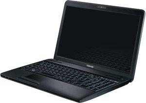 Toshiba Satellite Pro C660-1RZ black, UK (PSC0RE-01601MEN)