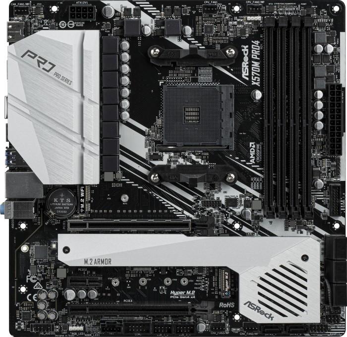 ASRock X570M Pro4 (90-MXBAS0-A0UAYZ)