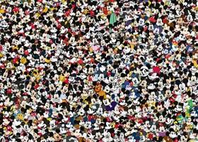 Ravensburger Puzzle Challenge Mickey (16744)