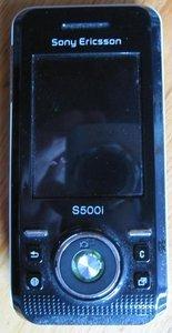 Sony Ericsson S500i ice purple -- © bepixelung.org