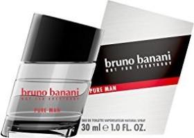 Bruno Banani Pure Man Eau De Toilette, 30ml