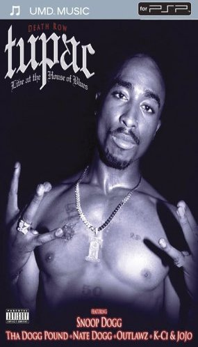 Tupac Shakur - Live at the House of Blues (UMD-Film) (PSP) -- via Amazon Partnerprogramm