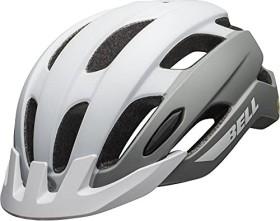 Bell Trace MIPS Helm matte weiß/silber