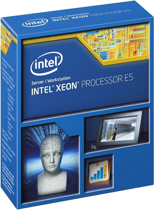 Intel Xeon E5-2609 v3, 6x 1 90GHz, boxed without cooler (BX80644E52609V3)  from £ 354 40