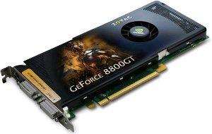 Zotac GeForce 8800 GT Audio, 512MB DDR3, 2x DVI, TV-out, PCIe 2.0 (ZT-88TES3P-FSP)