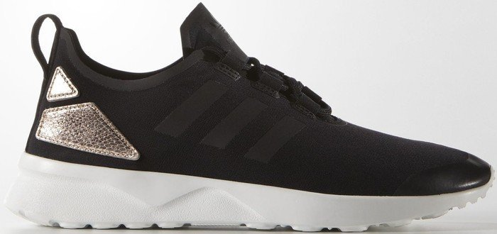 adidas zx flux damen black copper