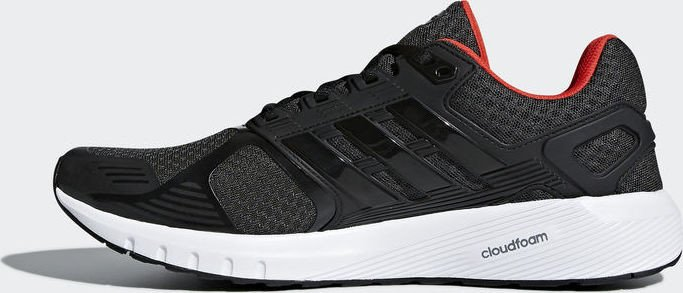 adidas Duramo 8 carbon core black hi-res red (men) (CP8738) starting from £  44.99 (2019)  50581ff05