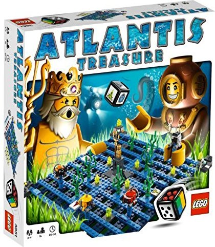 LEGO Atlantis Treasure (3851) -- via Amazon Partnerprogramm