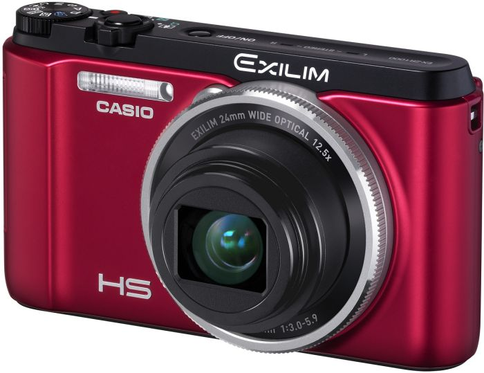 Casio Exilim EX-ZR1000 red