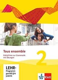 Klett Verlag Tous ensemble 1. Erklärfilme for grammar with exercises (German) (PC)
