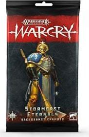 Games Workshop Warhammer Age of Sigmar Warcry - Karten der Unantastbaren Kammer der Stormcast Eternals (99220218005)