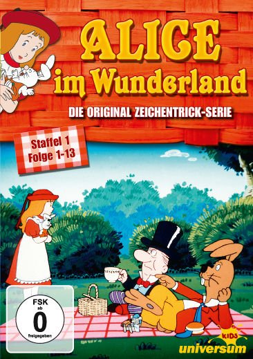 Alice im Wunderland Staffel 1 (Folgen 1-13)