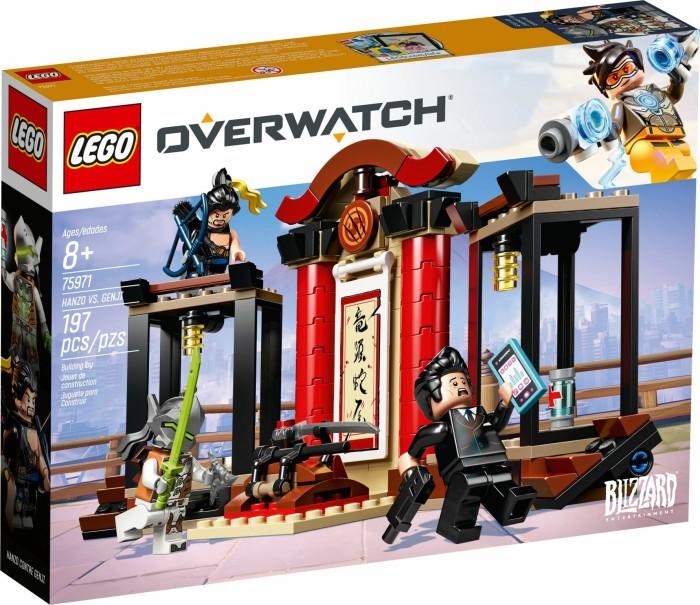LEGO Overwatch - Hanzo vs. Genji (75971)