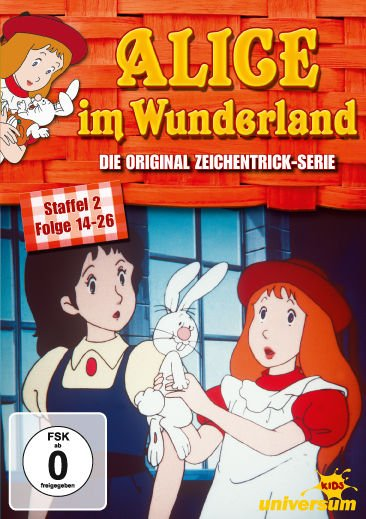 Alice im Wunderland Staffel 2 (Folgen 14-26)