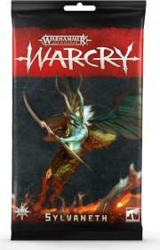 Games Workshop Warhammer Age of Sigmar Warcry - Karten der Sylvaneth (99220204003)