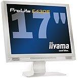 "iiyama ProLite E430S-S, 17"", 1280x1024, VGA, Audio"