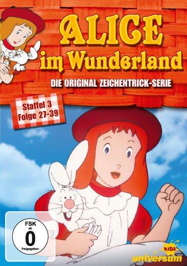 Alice im Wunderland Staffel 3 (Folgen 27-39)