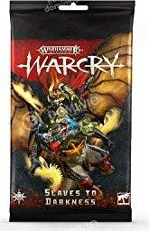 Games Workshop Warhammer Age of Sigmar Warcry - Karten der Slaves to Darkness (99220201010)