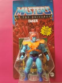 Mattel Masters of the Universe Origins - Faker (GYY28)