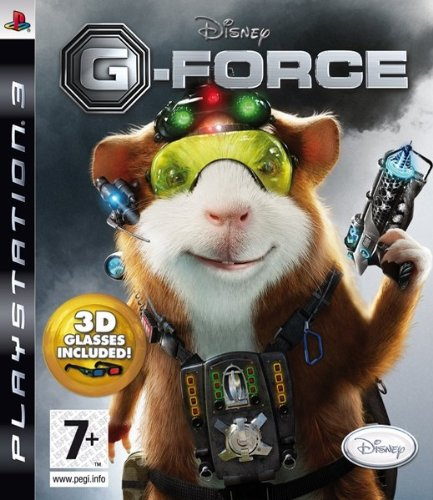 G-Force (deutsch) (PS3) -- via Amazon Partnerprogramm