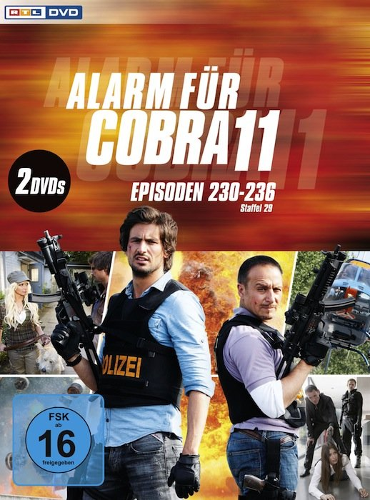 alarm for Cobra 11 Season 29