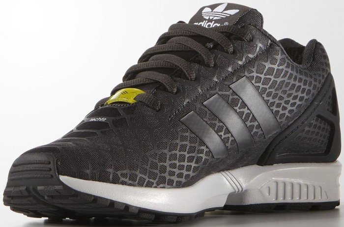 7b065ad0b adidas ZX Flux Techfit shadow black ftwr white (men) (S75488) starting from  £ 69.16 (2019)