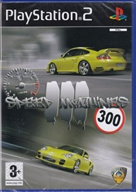 Speed Machines - 10 Games! (PS2)