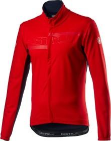 Castelli Transition 2 Fahrradjacke rot (Herren) (4520507-023)